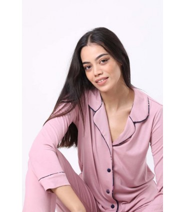pyjamas-viscose-lila